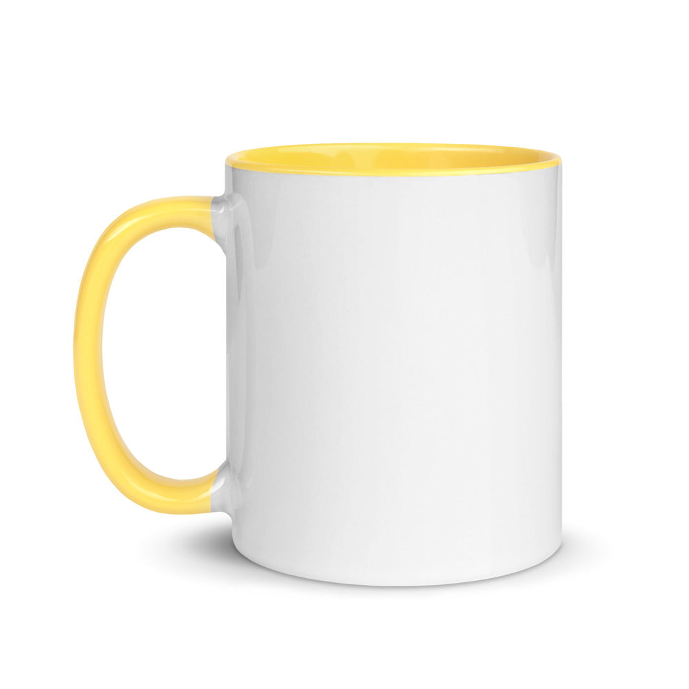 Load image into Gallery viewer, Rainbow Good Human Mug - Olive & Auger