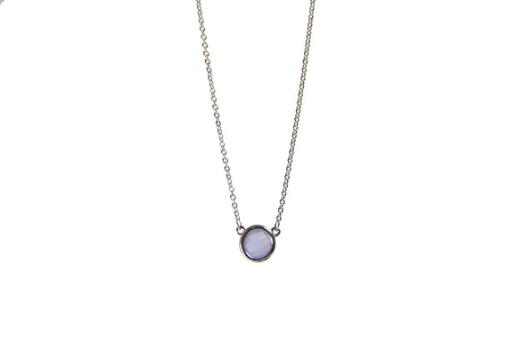 Cressida crystal Necklace