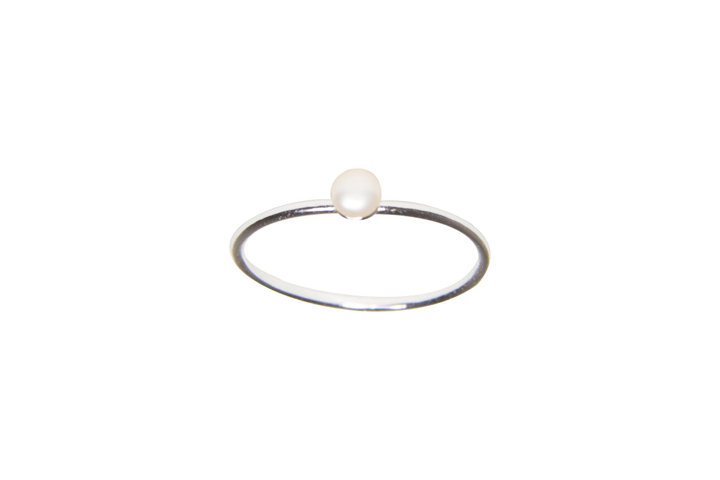 Halley Pearl Ring