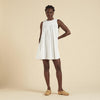 Organic Cotton Morning Dress - Camellia