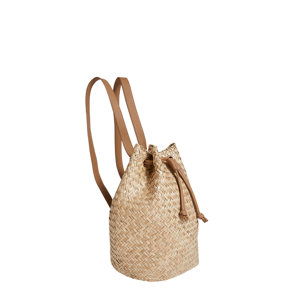 Satch Seagrass Backpack
