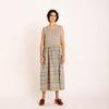 Organic Cotton Cassia Dress - Garden Mist