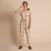 Joya Jumpsuit - Adobe Check