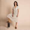 Organic Cotton Tansy Dress - Circa Stripe