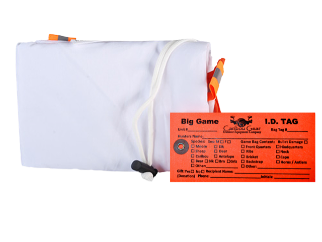 "Single Game Bag 16"" x 21"" (ID Tag not included)"