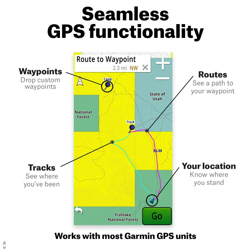onX Hunt - GPS Track and Map System SD Card for your Garmin GPS - FREE SHIPPING USING CODE: onxhunt