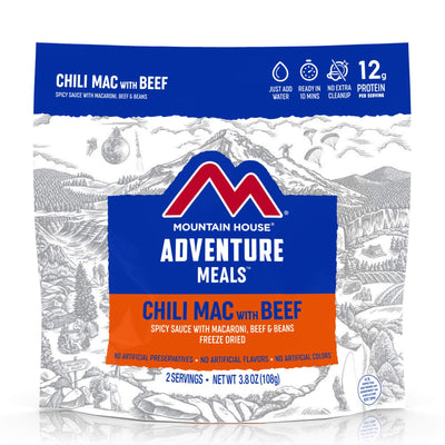 Chili Mac with Beef - Mountain House