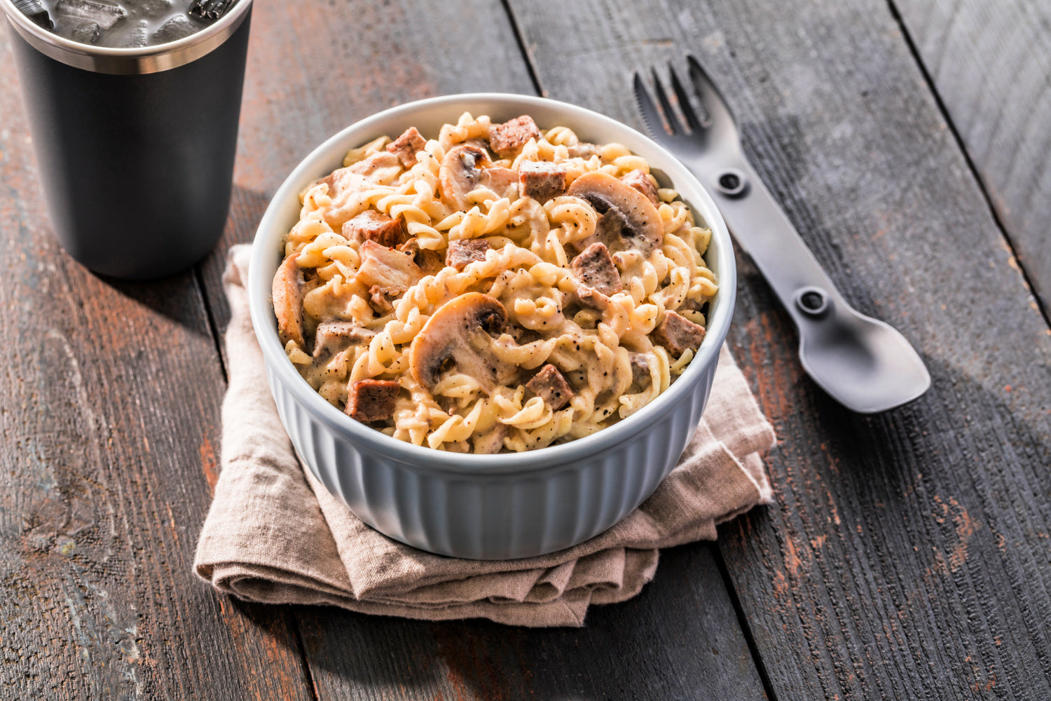 BEEF STROGANOFF by Peak Refuel