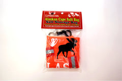 Alaskan Salt Bag Includes Plastic Bag and Twist Tie