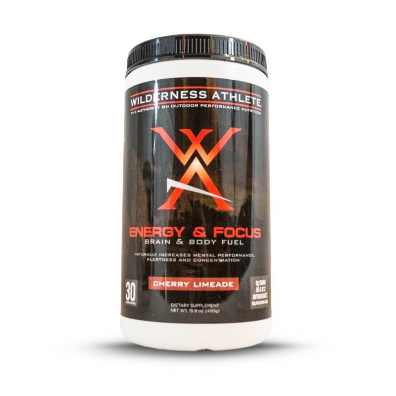 Energy and Focus Tub by Wilderness Athlete