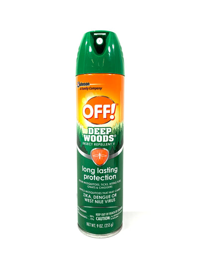Off! Deep Woods Bug Spray 9oz