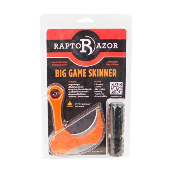 Lightweight Big Game Skinner by RaptoRazor