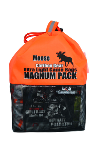 Magnum Pack Moose - A Magnum Pack Line Of Products (for moose/ buffalo sized game)