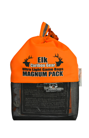 Magnum Pack Elk A Magnum Pack Series Product (for elk/ caribou sized game)