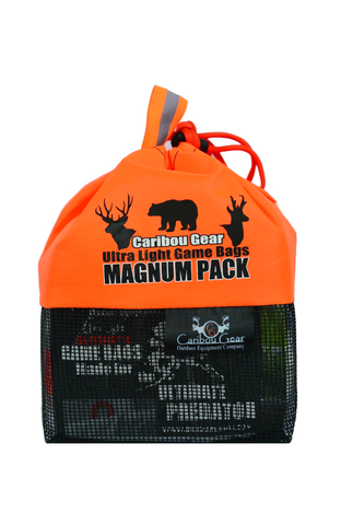 Magnum Pack Small - Magnum Pack Series (for deer, sheep, antelope sized game)