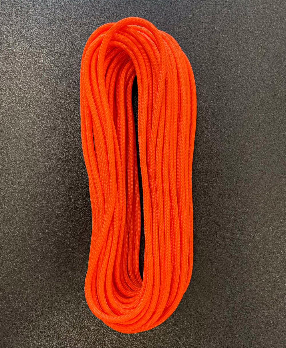 550 Paracord - 100 Ft - High Quality 7 Strand  by Hunting Gear Outfitters
