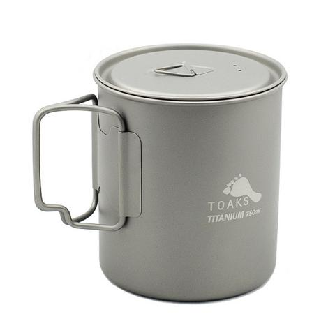 Titanium Pot 750ml by TOAKS
