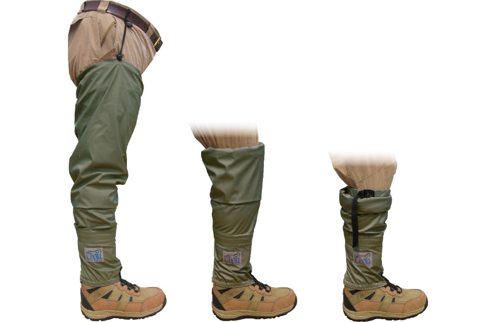 Hunters Hip Waders - The Tundra Hippies
