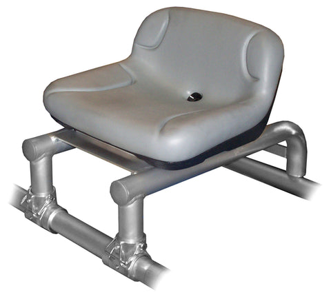 High or Low Back Raft Seat