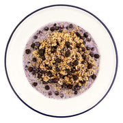 Granola with Milk and Blueberries- Mountain House