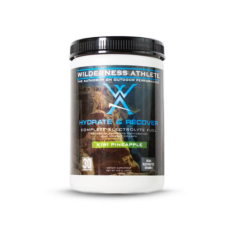 Hydrate and Recover Tub by Wilderness Athlete