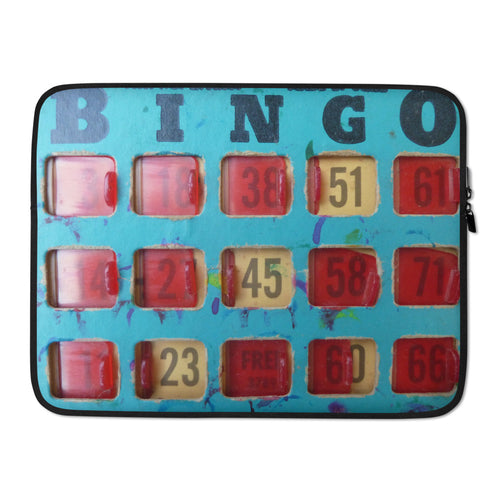 BINGO Laptop Sleeve