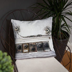 The Esplanade - French Quarter Doorbell Pillow