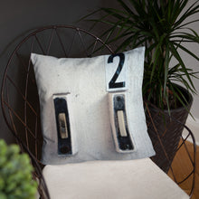 The Dauphine - French Quarter Doorbell Pillow