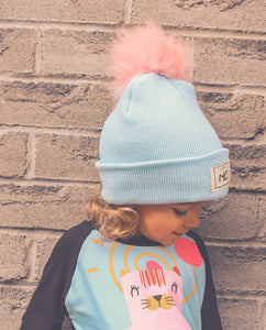 Tuque beanie lainage enfant adulte