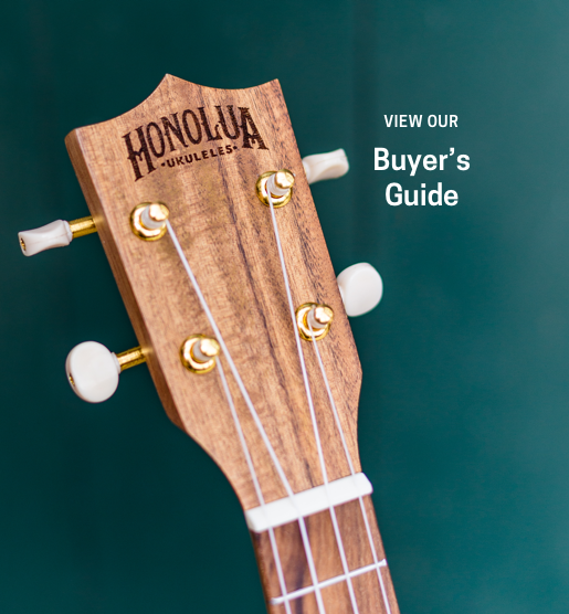 Honolua Ukulele Buyers Guide