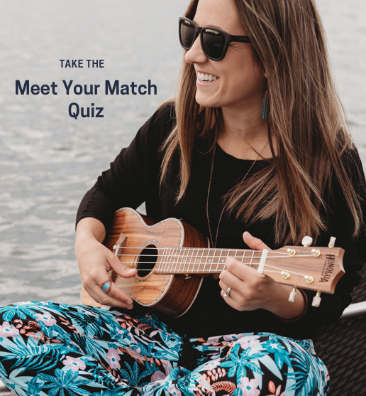 Meet your Match quiz