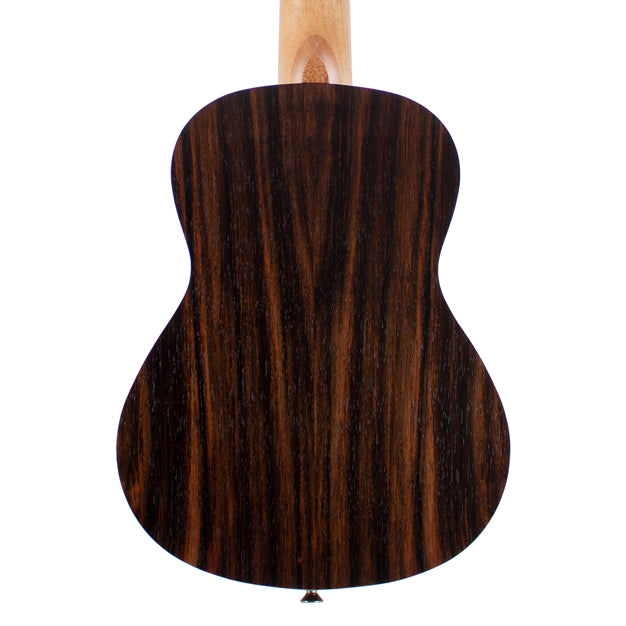 Honu Limited Edition Ebony Tenor Ukulele