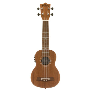 Honu Soprano Acoustic Electric Ukulele