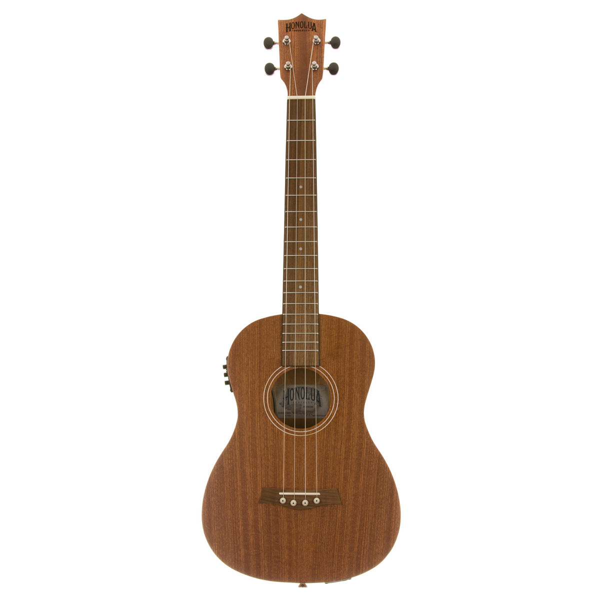 Honu Baritone Acoustic Electric Ukulele