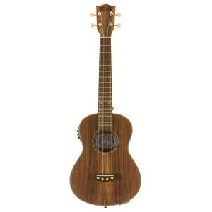 Kohala Deluxe Solid Top Tenor Acoustic Electric Ukulele