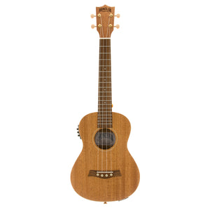 Honolua Ukuleles Mano Solid Top Tenor Acoustic Electric Ukulele