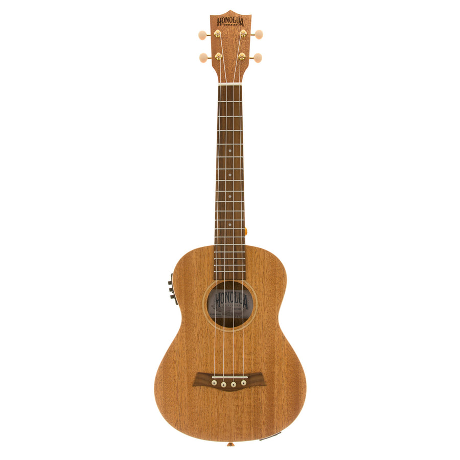 Mano Solid Top Tenor Acoustic Electric Ukulele