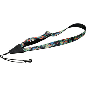 Levy's Tropical Print Soundhole Ukulele Strap MP23-006