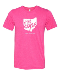 Find Hope Short Sleeve Tee