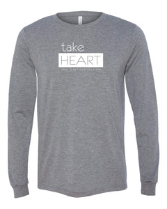 Take Heart Long Sleeve Shirt