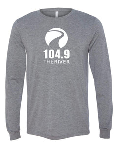 104.9 The River Long Sleeve Shirt