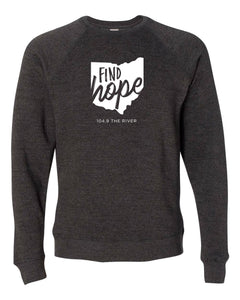 Find Hope Crewneck Sweatshirt