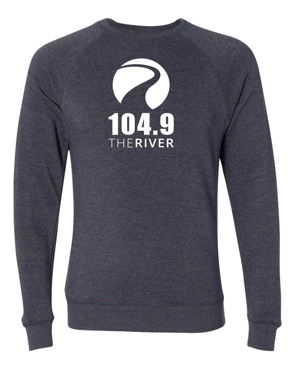 104.9 The River Crewneck Sweatshirt