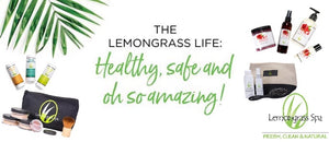 Lemongrass Spa Fresh and Frisky natural spa and beauty products presented by Cats and Couture