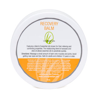 Recovery Balm - Lemongrass Spa - Get Yours Here!