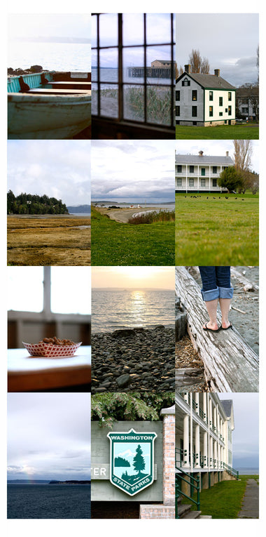 Year of Creative Development Part 1 - Port Townsend, WA