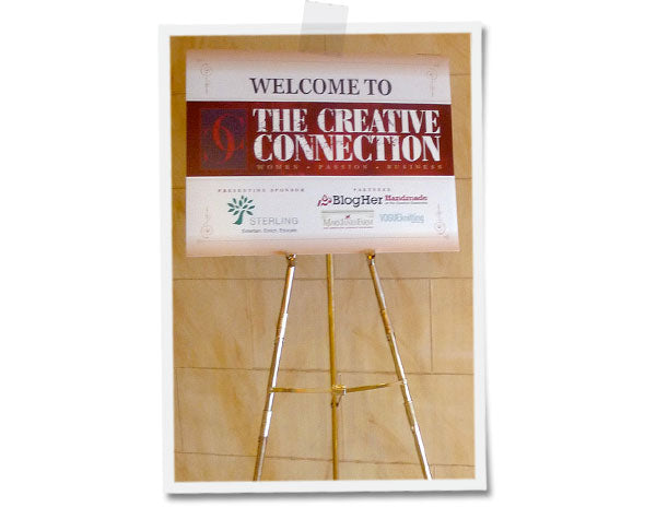 The Creative Connection Event 2011: review
