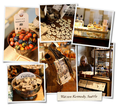 Shop Tour - Watson Kennedy, Seattle
