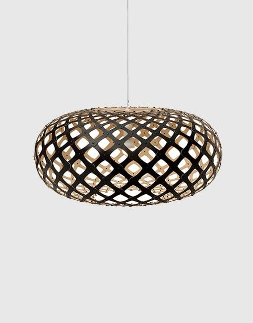 Kina Painted 1 Sides Ceiling Pendant | By David Trubridge Ceiling Pendant David Trubridge ø1000mm +£845
