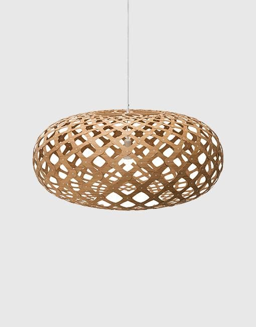 Kina Ceiling Pendant | By David Trubridge Ceiling Pendant David Trubridge ø1000mm +£615 Caramel